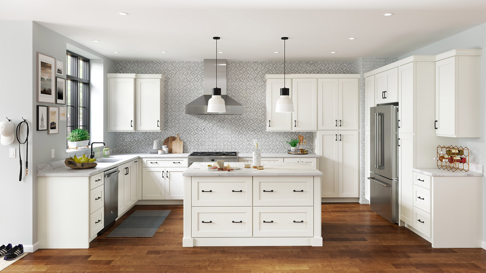 Allen Roth Cabinetry Start Fresh Finish Smart