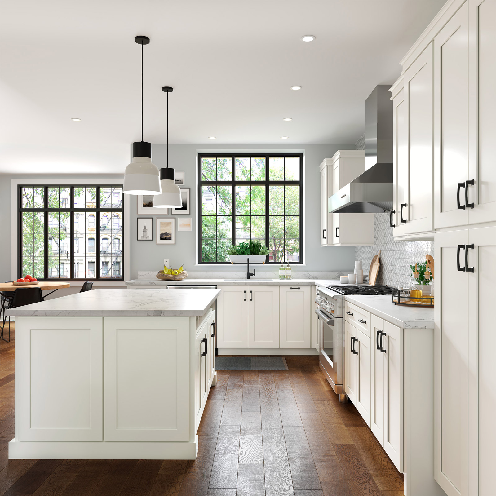 allen + roth Cabinetry Styles