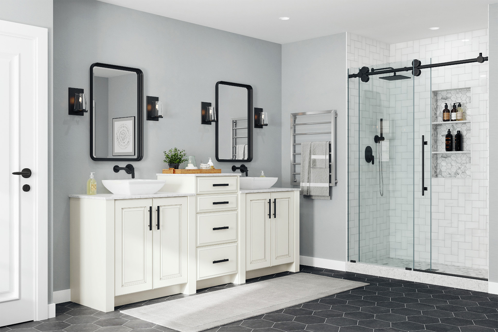 Allen Roth Cabinetry Bathroom Cabinets